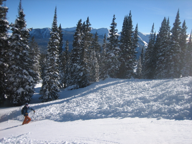 <b>Figure 5:</b> A view of  avalanche debris from a snowmobile triggered avalanche on Ruby Peak. Ruby Range. 1.21.16 (<a href=javascript:void(0); onClick=win=window.open('http://avalanche.state.co.us/caic/media/full/acc_586_11445.jpg','caic_media','resizable=1,height=820,width=840,scrollbars=yes');win.focus();return false;>see full sized image</a>)
