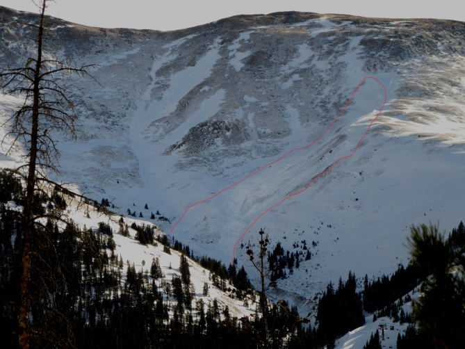 <b>Figure 2:</b> Sheep Gulch Avalanche off of Loveland Pass. (<a href=javascript:void(0); onClick=win=window.open('https://avalanche.state.co.us/caic/media/full/obs_48483_17837.jpg','caic_media','resizable=1,height=820,width=840,scrollbars=yes');win.focus();return false;>see full sized image</a>)
