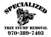 Specialized Stump Removal